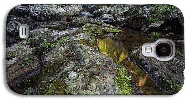 Oak Creek Galaxy S4 Cases - White Oak Creek Galaxy S4 Case by Rick Berk