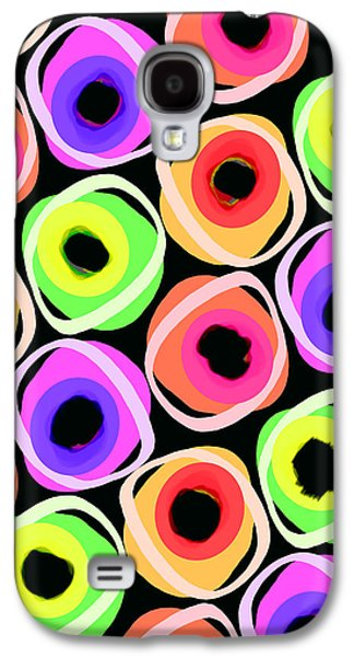 Louisa Galaxy S4 Cases - Wild Spots Galaxy S4 Case by Louisa Knight