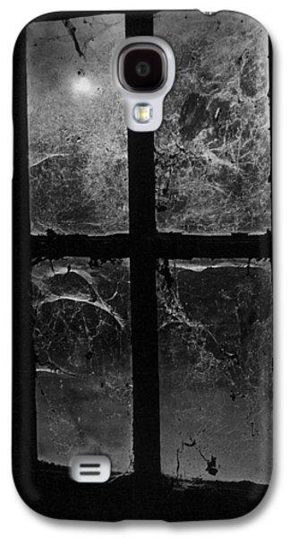 Window At Castle Frankenstein Galaxy S4 Case by Simon Marsden