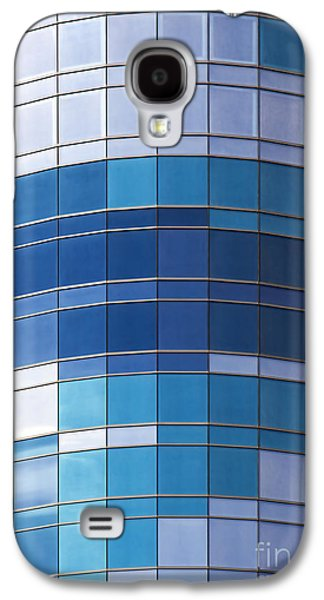Grid Photographs Galaxy S4 Cases - Windows Galaxy S4 Case by Jane Rix
