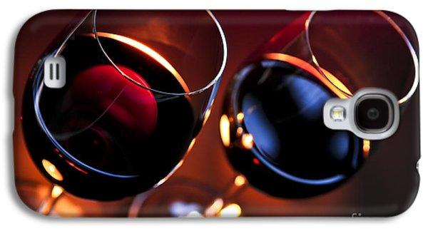 Wineglasses Galaxy S4 Case by Elena Elisseeva
