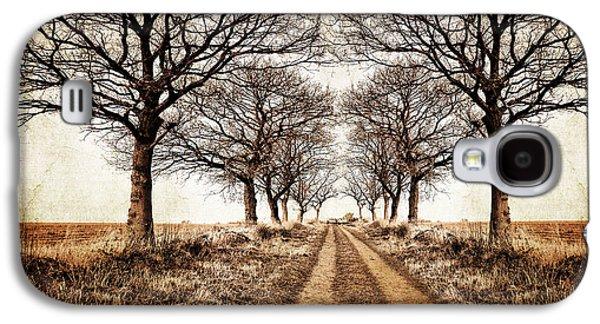 Avenue Galaxy S4 Cases - Winter Avenue Galaxy S4 Case by Meirion Matthias