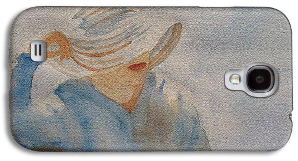 Girl Galaxy S4 Cases - Winter Sun I Galaxy S4 Case by Jenny Armitage