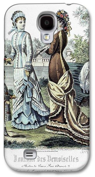 Demoiselles Galaxy S4 Cases - Womens Fashion, 1877 Galaxy S4 Case by Granger