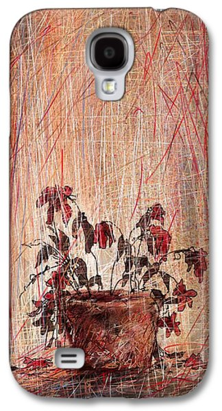 Torn Galaxy S4 Cases - Wounds of Life Galaxy S4 Case by Rachel Christine Nowicki