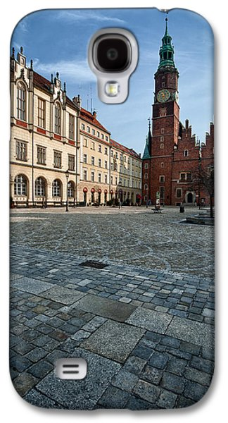 Wroclaw Town Hall Galaxy S4 Case by Sebastian Musial