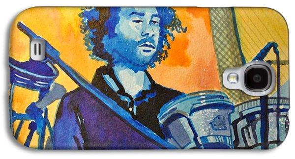 Yum Um Drum Galaxy S4 Case by Patricia Arroyo