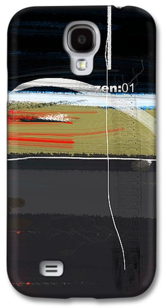 Modern Abstract Galaxy S4 Cases - Zen Galaxy S4 Case by Naxart Studio