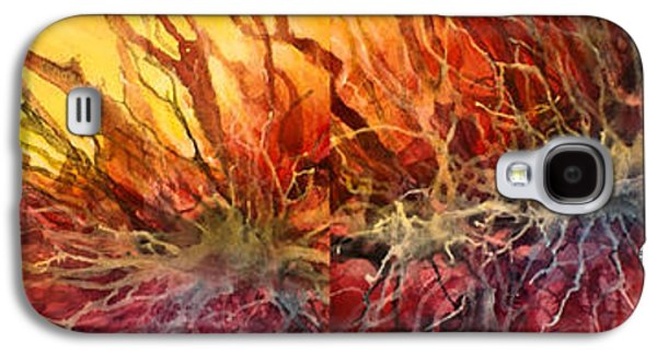 ' Gazing Into Creation ' Galaxy S4 Case by Michael Lang
