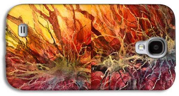Abstract Movement Galaxy S4 Cases -   Gazing into Creation  Galaxy S4 Case by Michael Lang