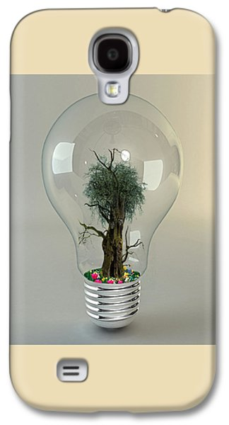 Beauty Within Life Bulb Collection  Galaxy S4 Case by Marvin Blaine
