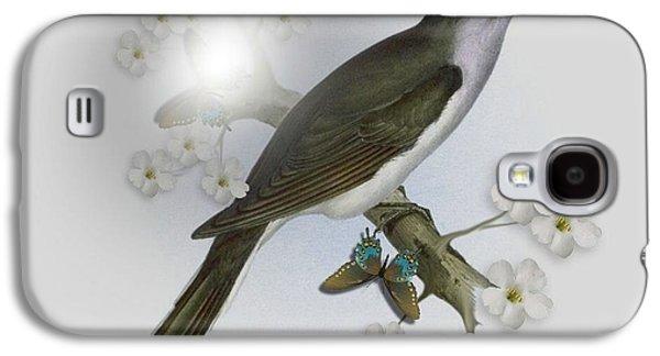 Cuckoo Galaxy S4 Case by Madeline  Allen - SmudgeArt