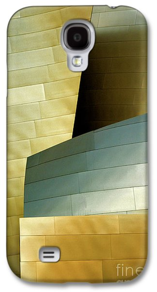 Metal Sheet Galaxy S4 Cases -  Disney Concert Hall 8 Galaxy S4 Case by Micah May