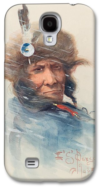 Boss Paintings Galaxy S4 Cases -  From the North Galaxy S4 Case by Celestial Images