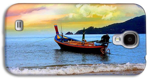 Thailand Galaxy S4 Case by Mark Ashkenazi