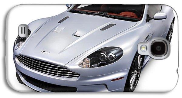 2009 Galaxy S4 Cases - 2009 Aston Martin DBS Galaxy S4 Case by Oleksiy Maksymenko