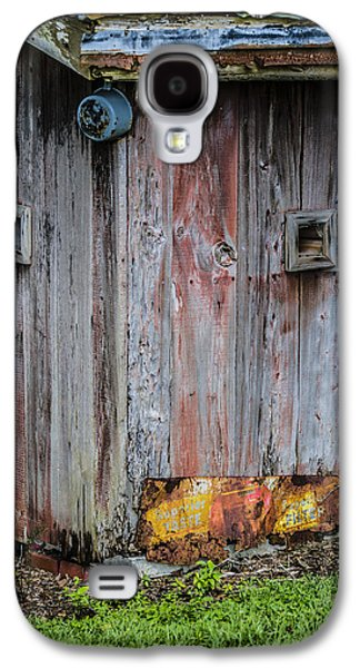 Old Western Photos Galaxy S4 Cases - A Quiet Place Galaxy S4 Case by Carolyn Marshall