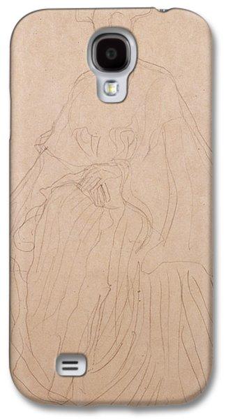 Adele Bloch Bauer Galaxy S4 Case by Gustav Klimt