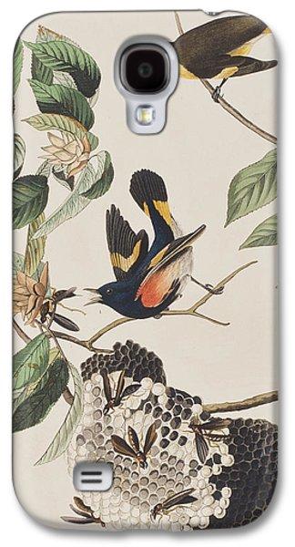 American Redstart  Galaxy S4 Case by John James Audubon