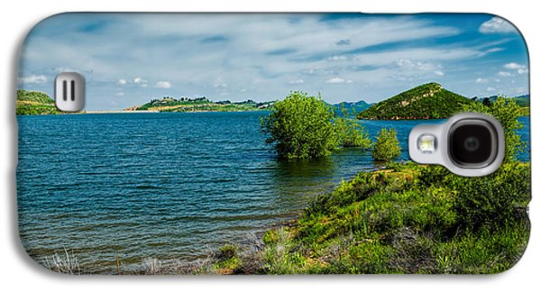 Fort Collins Galaxy S4 Cases - At Waters Edge Galaxy S4 Case by Jon Burch Photography