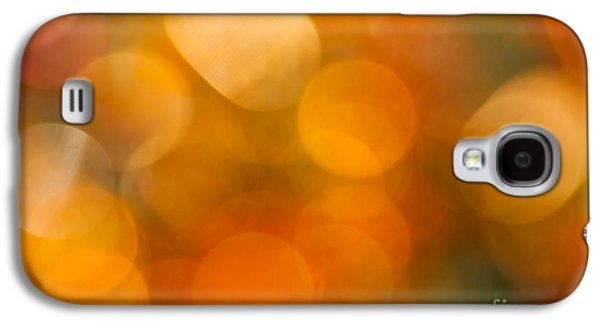Contemporary Art Photographs Galaxy S4 Cases - August Heat Galaxy S4 Case by Jan Bickerton