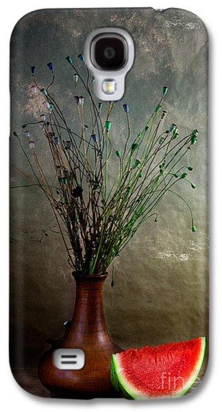Autumn Still Life Galaxy S4 Case by Nailia Schwarz