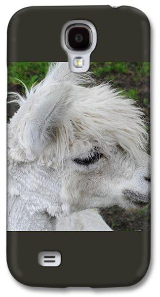 Baby Llama Galaxy S4 Case by Ellen Henneke