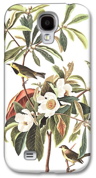 Bachman's Warbler  Galaxy S4 Case by John James Audubon