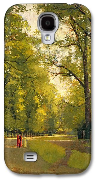 Backs Of The Colleges Cambridge Galaxy S4 Case by Cyrus Johnson