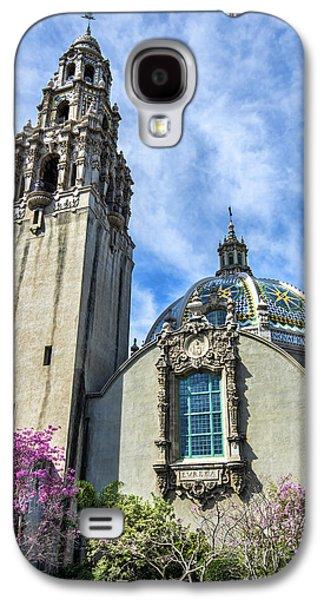 Keith Ducker Galaxy S4 Cases - Balboa Park Tower Galaxy S4 Case by Keith Ducker