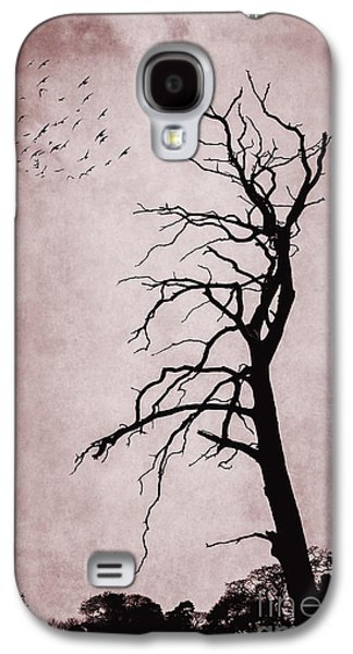 Bare Tree Galaxy S4 Case by Svetlana Sewell