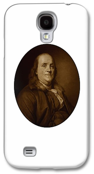 Benjamin Franklin Galaxy S4 Cases - Benjamin Franklin Galaxy S4 Case by War Is Hell Store