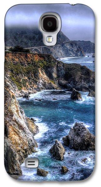 Big Sur Galaxy S4 Case by Anthony Citro