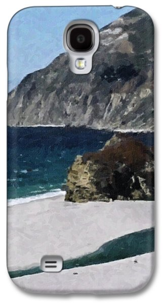 Pch Galaxy S4 Cases - Big Sur California  Galaxy S4 Case by Teresa Mucha