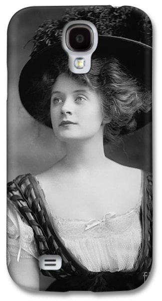 Billie Burke Galaxy S4 Case by Celestial Images