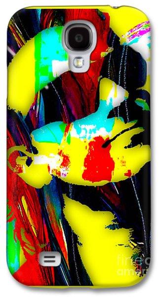 Bono Galaxy S4 Cases - Bono Collection Galaxy S4 Case by Marvin Blaine