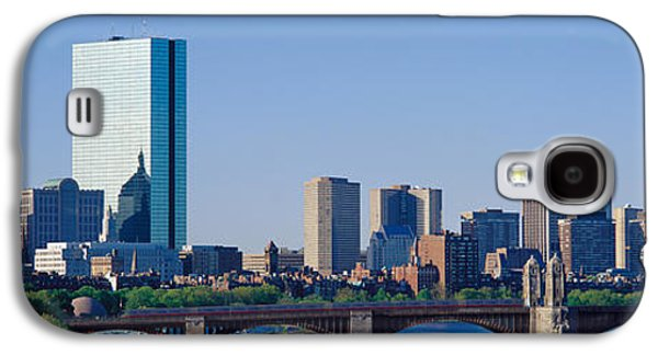 Boston, Massachusetts, Usa Galaxy S4 Case by Panoramic Images