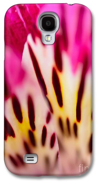 Landscape Acrylic Prints Galaxy S4 Cases - Botanical Dream On Sale Galaxy S4 Case by John Tsumas