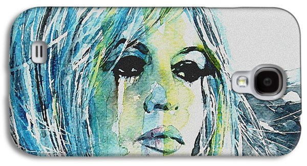 Brigitte Bardot Galaxy S4 Case by Paul Lovering