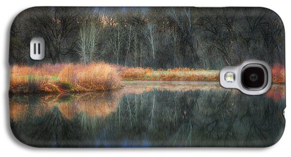 Landscape Acrylic Prints Galaxy S4 Cases - Calm Before the Storm Galaxy S4 Case by Darren  White