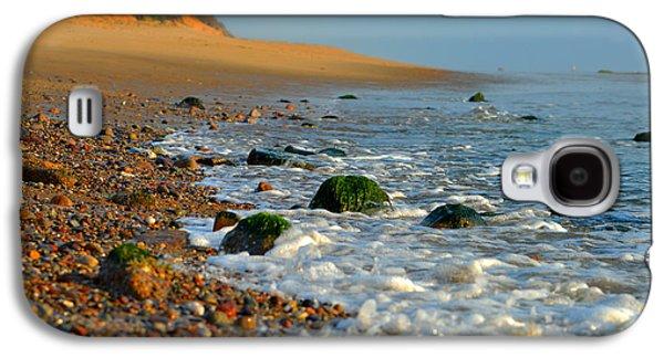 Contemplative Photographs Galaxy S4 Cases - Coastal Serenity Galaxy S4 Case by Dianne Cowen