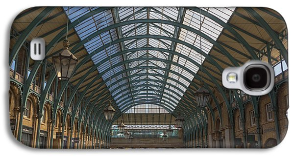 Outlet Galaxy S4 Cases - Covent Garden Market Galaxy S4 Case by Chris Fletcher