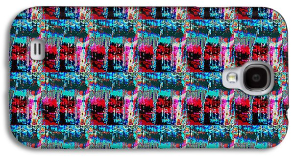 Business Galaxy S4 Cases - Crystal Energy Crystal Stone Micro photography Pattern Graphic art   Galaxy S4 Case by Navin Joshi
