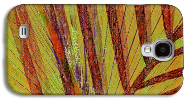 Abstract Digital Mixed Media Galaxy S4 Cases - Curiosity Galaxy S4 Case by Kaypee Soh - Printscapes