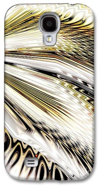 Abstract Digital Photographs Galaxy S4 Cases - Digital Storm Galaxy S4 Case by Beto Machado