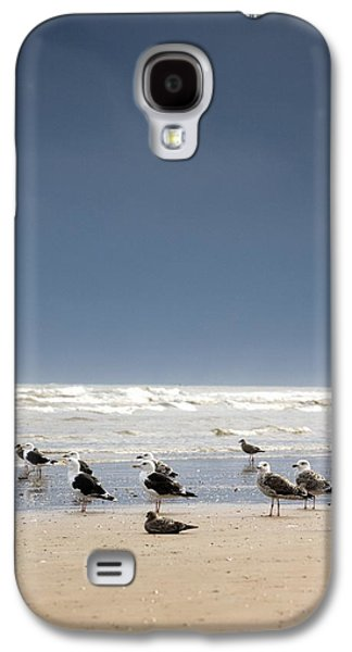 Colour Image Photographs Galaxy S4 Cases - East Riding, Yorkshire, England Rusty Galaxy S4 Case by John Short