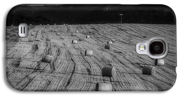 Hayfield Galaxy S4 Cases - English Hayfield Galaxy S4 Case by Roman Grac