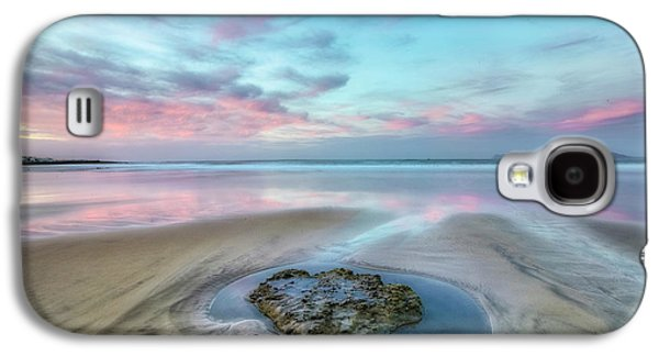 Famara - Lanzarote Galaxy S4 Case by Joana Kruse