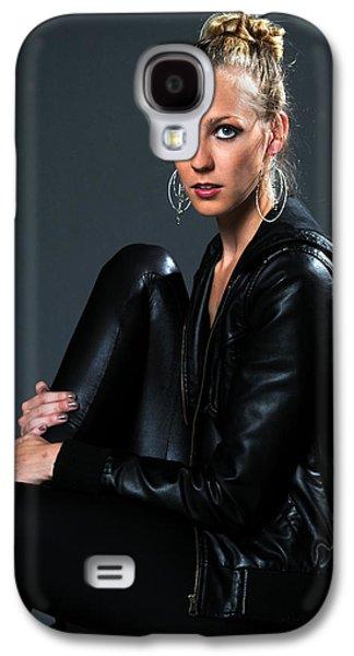 Studio Photographs Galaxy S4 Cases - Fashion Galaxy S4 Case by Mark Niemi