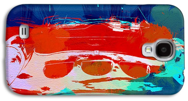 Photography Digital Art Galaxy S4 Cases - Ferrari GTO Galaxy S4 Case by Naxart Studio